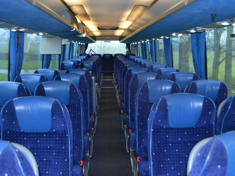 49 Seater (Full executive) Coach