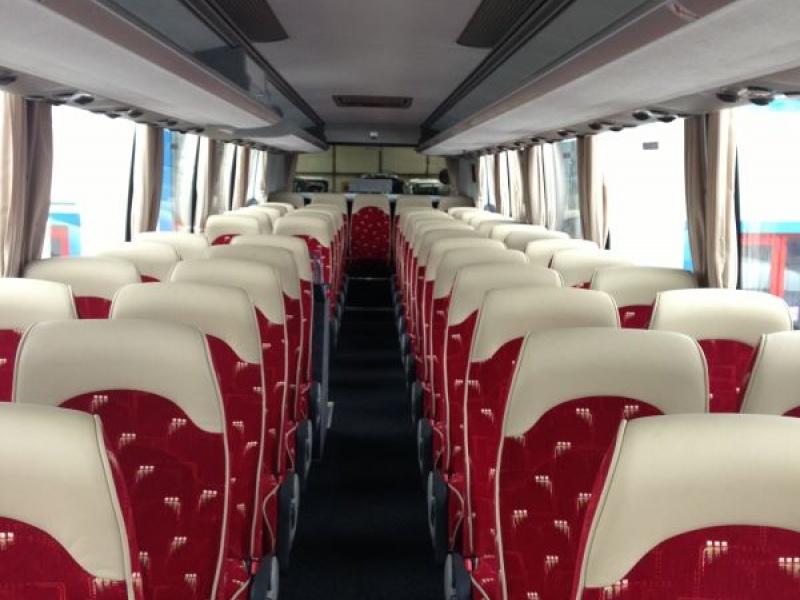 53 Seater (Full Executive) Coach