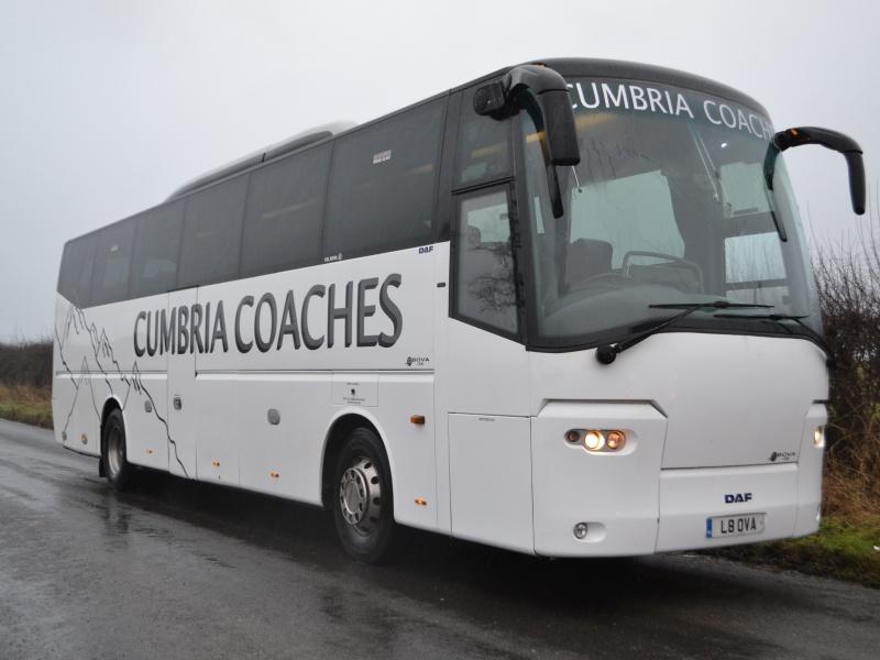 49 Seater (Full executive) Coach