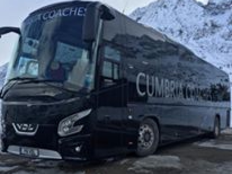53 Seater (Full Executive) Coach