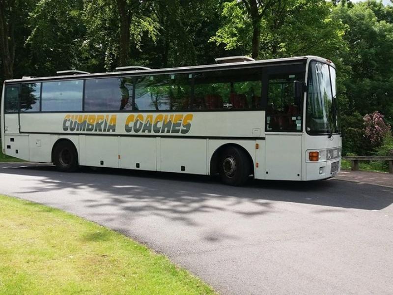 57 Seater Coach