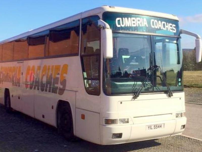 55 Seater Coach